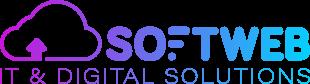 Logo colorato di Softweb - IT & Digital Solutions, Assistenza Informatica & Web Agency