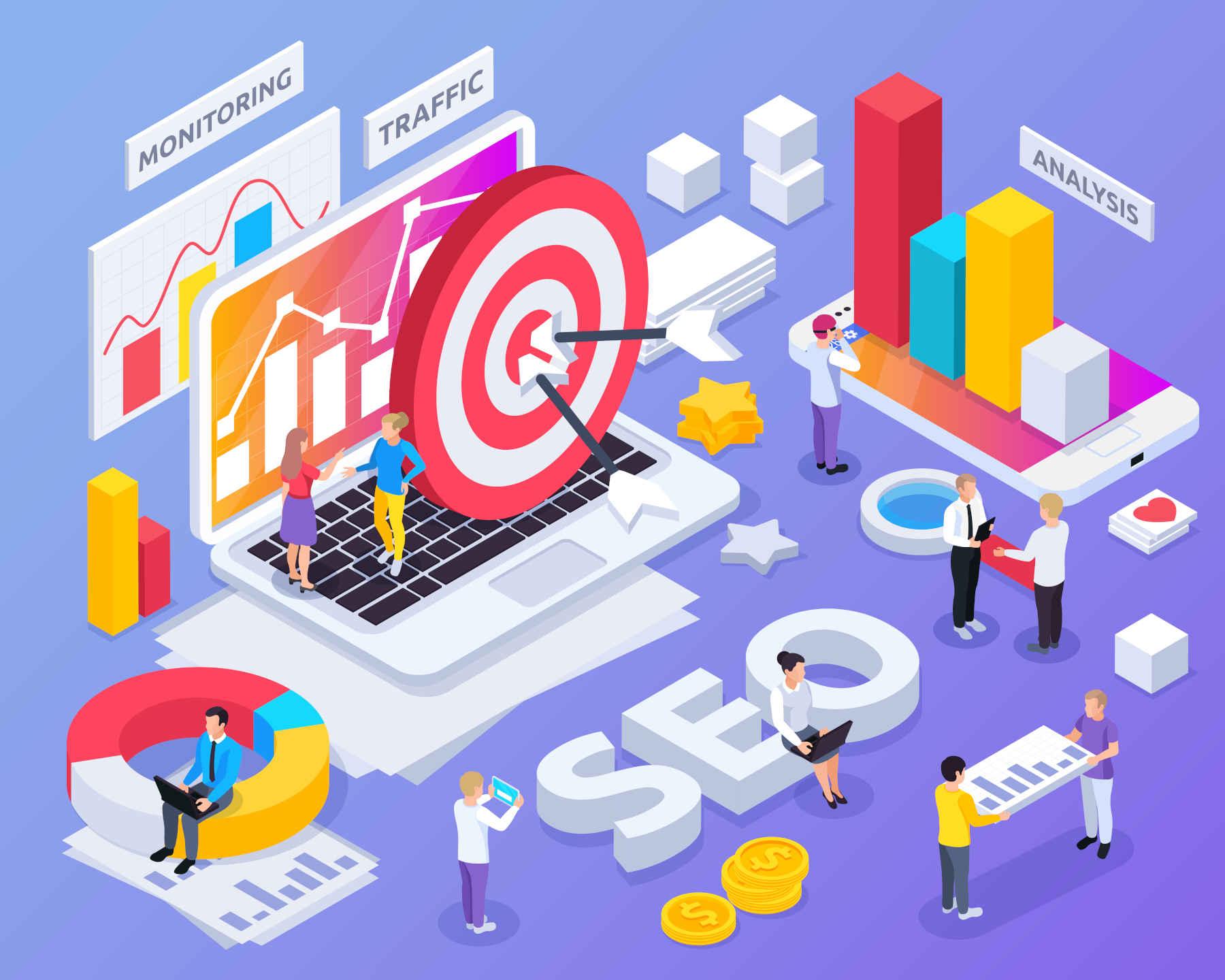 Ottimizzazione e posizionamento SEO, Search Engine Optimization