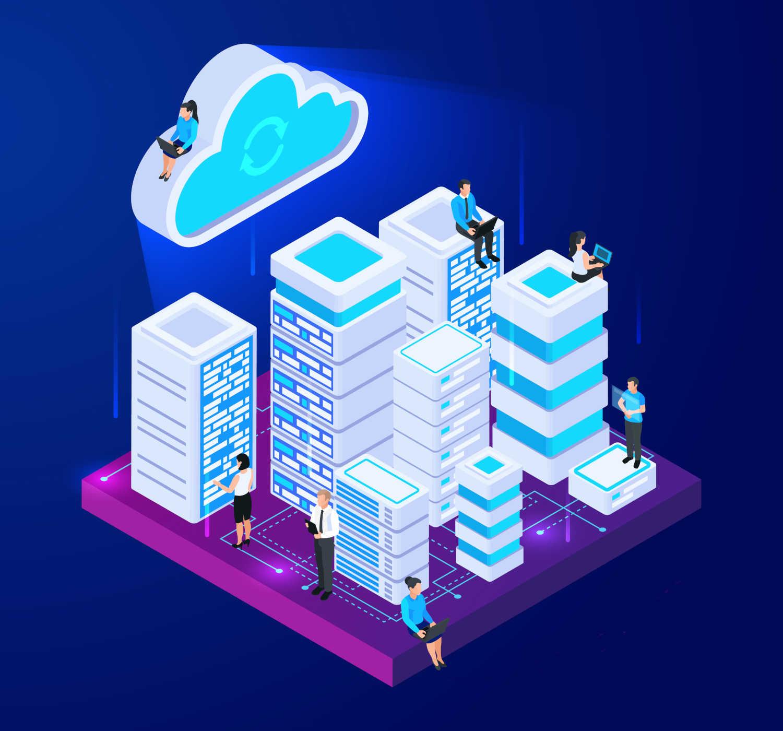 Software Cloud e backup di ripristino dati