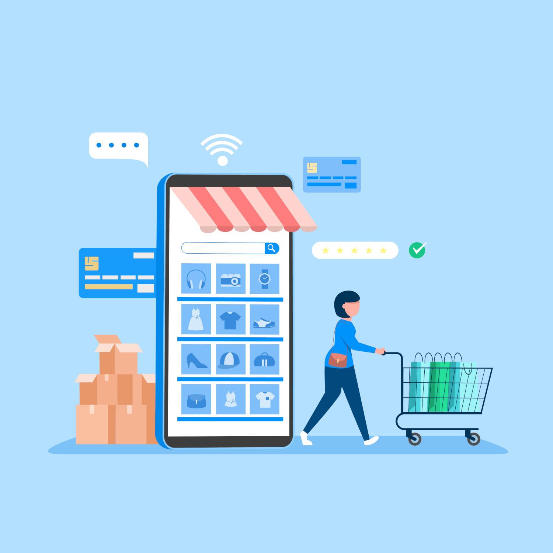 Gestione Marketplace come Store Ebay e Store Amazon